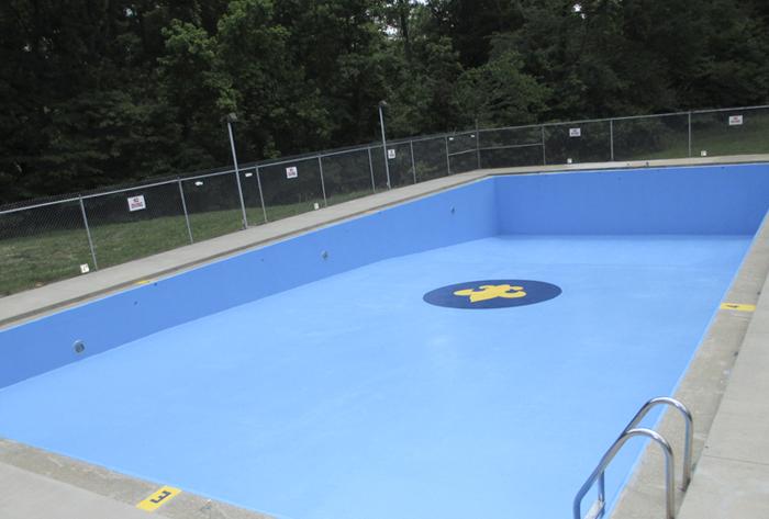 Aqua Seal Acrylic Pool Paint Amp Enamel Pool Coating White