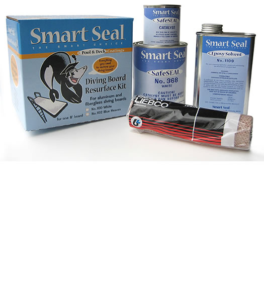 Diving Board Paint Kit