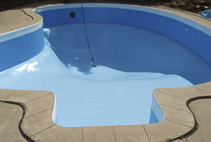How to Paint a Pool in 4 Steps with Pictures from Smart Seal Pool Paint